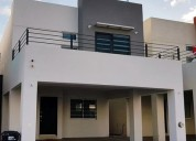 Casa en privada con alberca 3 dormitorios 126 m2