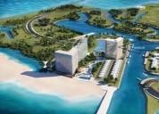 Pre venta de residencias de lujo en puerto de cancun q r 3 dormitorios 179 m2