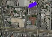 Terreno industrial comercial en venta col central monterrey nl 880 m2