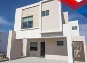 Estrena bonita casa con excelente ubicacion al norte de la ciudad 3 dormitorios 210 m2