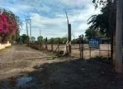 Terreno sobre proyecto del malecon rio sinaloa 2 304 m2 en guasave
