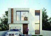 Casa nueva en renta con recamara planta baja sierra nogal leon 3 dormitorios 168 m2