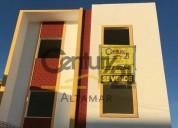 Deptos en venta col tamaulipas 1er 2do y 3er nivel 3 dormitorios 40 m2