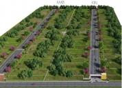 Se vende terreno en campo bravo 1200 m2