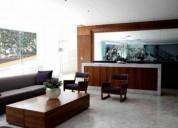 Precioso departamento en renta paseo de las palmas lomas de chapultepec 2 dormitorios 200 m2
