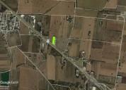 Venta de terreno comercial sobre carretera silao irapuato frete a pa 3900 m2
