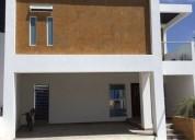 Casa en venta totalmente nueva en cumbres de santiago 3 dormitorios 200 m2