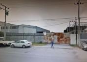 Terreno renta en parque industrial 1 728 metros apodaca nuevo leon 1728 m2