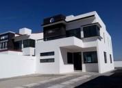 casa nueva vanguardista de gran terreno 4 dormitorios 430 m2