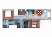 departamentos en venta rubi residencial 2 dormitorios 90 m2