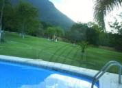 Villa y quinta residencial en venta en cieneguilla santiago nuevo leon 40 qv 44 3 dormitorios 8000 m