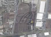 Excelente terreno por av impte en zona comercial alto potencial de exito 23780 m2
