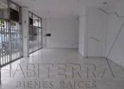 Local comercial en renta ubicado sobre la calle garizurieta tuxpan ver 65 m2