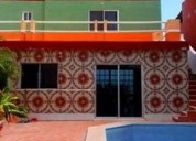 Chelem casa frente al mar 5 dormitorios 630 m2