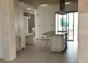 Preciosa casa de una planta en residencial san alberto 3 dormitorios 800 m2