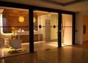 Rento lujosas modernas oficinas en lomas de angelop amuebladas am o64 en san andrés cholula