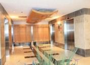 Oficina en renta 265m2 en edificio inteligente con excelente ubicacion en tlalpan