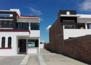 casas nuevas residenciales con terrenazo 4 recamaras 4 banos y terraza 4 dormitorios 430 m2