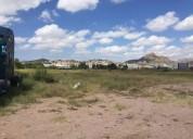Venta de terreno en calle nueva espana 12500 m2