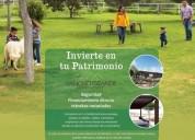 Exclusivos lotes en venta para casas de campo rumbo a majalca 1000 m2