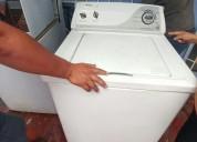 Reparación de lavadoras, secadoras, centro de lavado