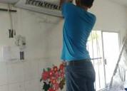 Reparación de climas de ventana y minisplit