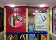 Juegos infantiles para centro de entretenimiento y salones de fiestas, juegos laberintos, toboganes