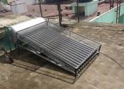 Deja de quemar tu dinero calentadores solares te ofrece el  mejor beneficio
