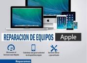 Reparación mac, iphone, ipad