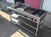 Muebles fabricados en acero inoxidable de uruapan