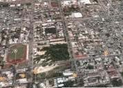 Terreno en esquina sobre 2 avenidas principales 242 m2 en quintana roo