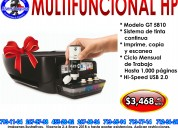 Multifuncional hp gt5810