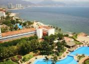 Maravilloso y espectacular penthouse frente a la playa shangrila  pto. vallarta