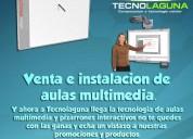 Sistema multimedia para tu empresa, hogar o fiesta