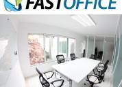 Sala de juntas en renta - fast office