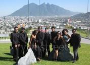 """Grupo de salsa """" fusion - latina """" latin - music - show"""