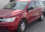 Dodge journey 4 cilindros 2009