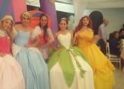 Show infantil de las princesas