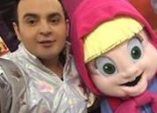 Show infantil de masha