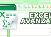 Cursos de computación (excel, word, powerpoint, access, outlook)