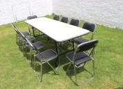Gran venta de sillas plegables solo hoy