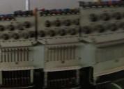 Embtec vende máquina bordadora tajima 20 cabezales