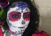 Paint ross arte en maquillaje