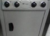 Estufa de cuatro quemadores marca fraga color gris seminueva...