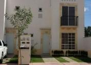 Casa en renta amueblada en fraccionamiento el dorado 3 dormitorios 75 m2