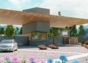 Terrenos en preventa en libramiento sur poniente queretaro 140 m2