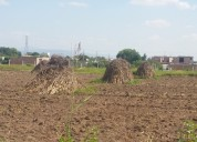 Venta de terreno habitacional de 1900 mts2