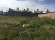 Terreno habitacional rinconada las arboledas
