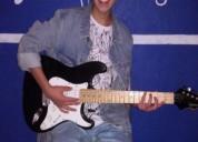 clases de guitarra. en sábado.