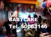 animadoras profesionales para baby shower